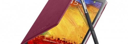 Samsung Galaxy note 3: Display da 5,7'',video 4k e pennino intelligente