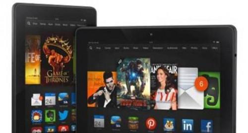 Tablet Kindle da 7 e 8,9 pollici: ''Dotati di un tasto per i guasti''